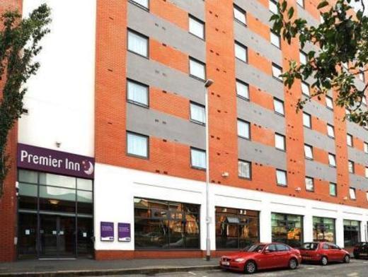 Premier Inn Belfast City Centre - Alfred Street