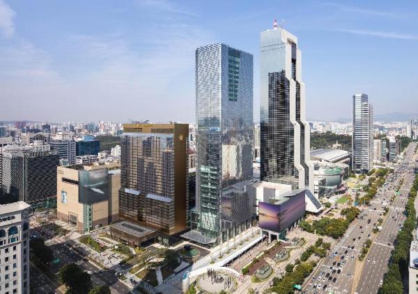 Grand InterContinental Seoul Parnas Seoul