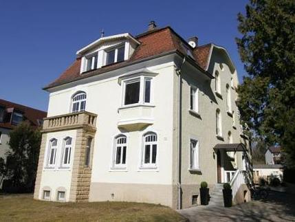 Villa Von Soden   Hotel Garni