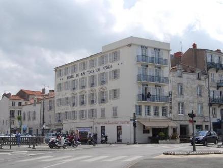 Hotel La Tour de Nesle La Rochelle Vieux Port