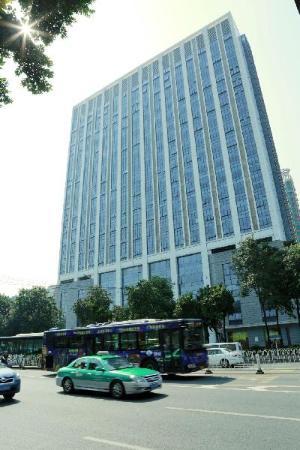 Mandi Apartment Guangzhou Hesheng Junjing Plaza Branch
