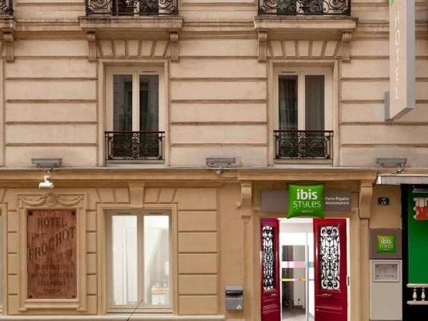 ibis Styles Paris Pigalle Montmartre Paris