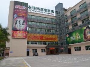 GreenTree Inn GuangDong ShanTou HaoJiang DaHao Business Hotel