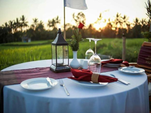 1 BR Villa With Garden View - Breakfast W/Garden View