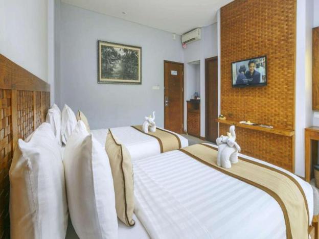 Suite Valley View+Bfast+Balinese Village+Spa Cnter