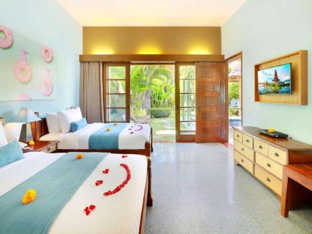 1 BR Luxury Taste Pool Villa+Breakfast W/Lovely Staff