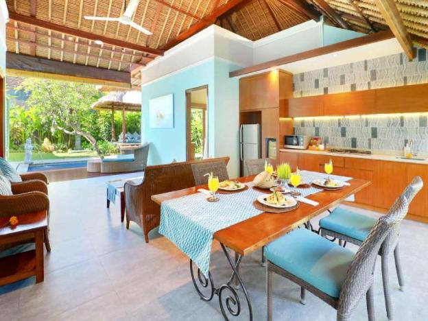 2 BR Stunning Villa with Private Pool - Breakfast