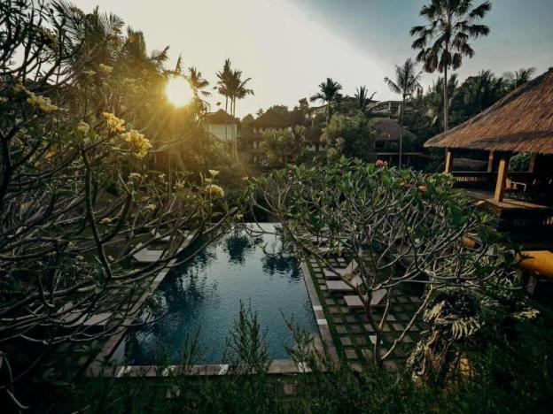 2 BR Luxury Private Pool Villa+Bfast@Monkey Forest
