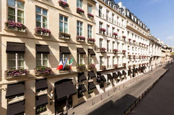 Hotel Castille Paris Paris