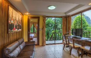 [ノッパラットタラ]一軒家(100m2)| 3ベッドルーム/1バスルーム Krabi Green Hill Pool Villas #Villa03