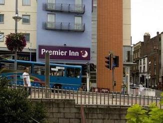 Premier Inn Sheffield City Centre   Angel St