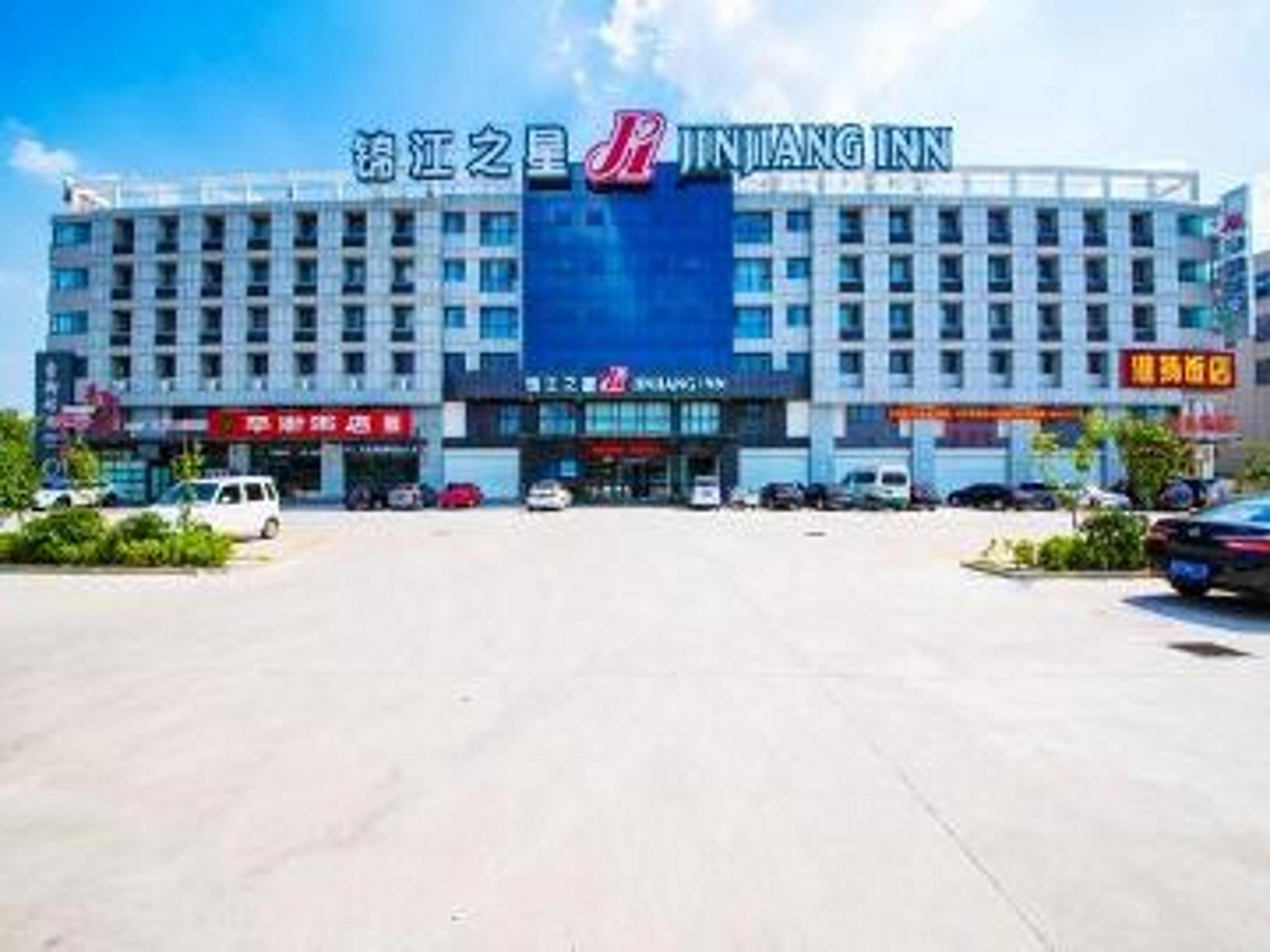 Jinjiang Inn Linyi International Exhibition Center Yihe Road Branch