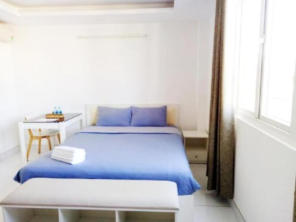 M- H Service Apartment Studio type with big window Ho Chi Minh City