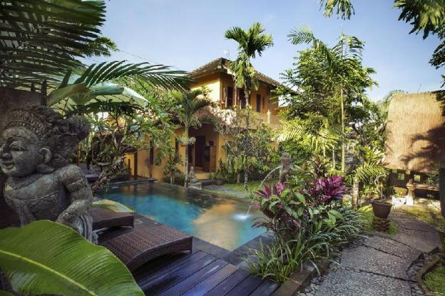 Family 2 Bedrom Private Pool Villa + Breakfast