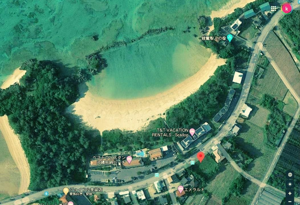 GR3B  Onna NewVilla/Max18ppl/FreeWiFi/Beach Nearby