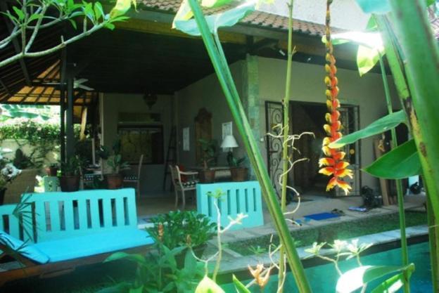 Hyacinth Housebest Breakfast in Bali
