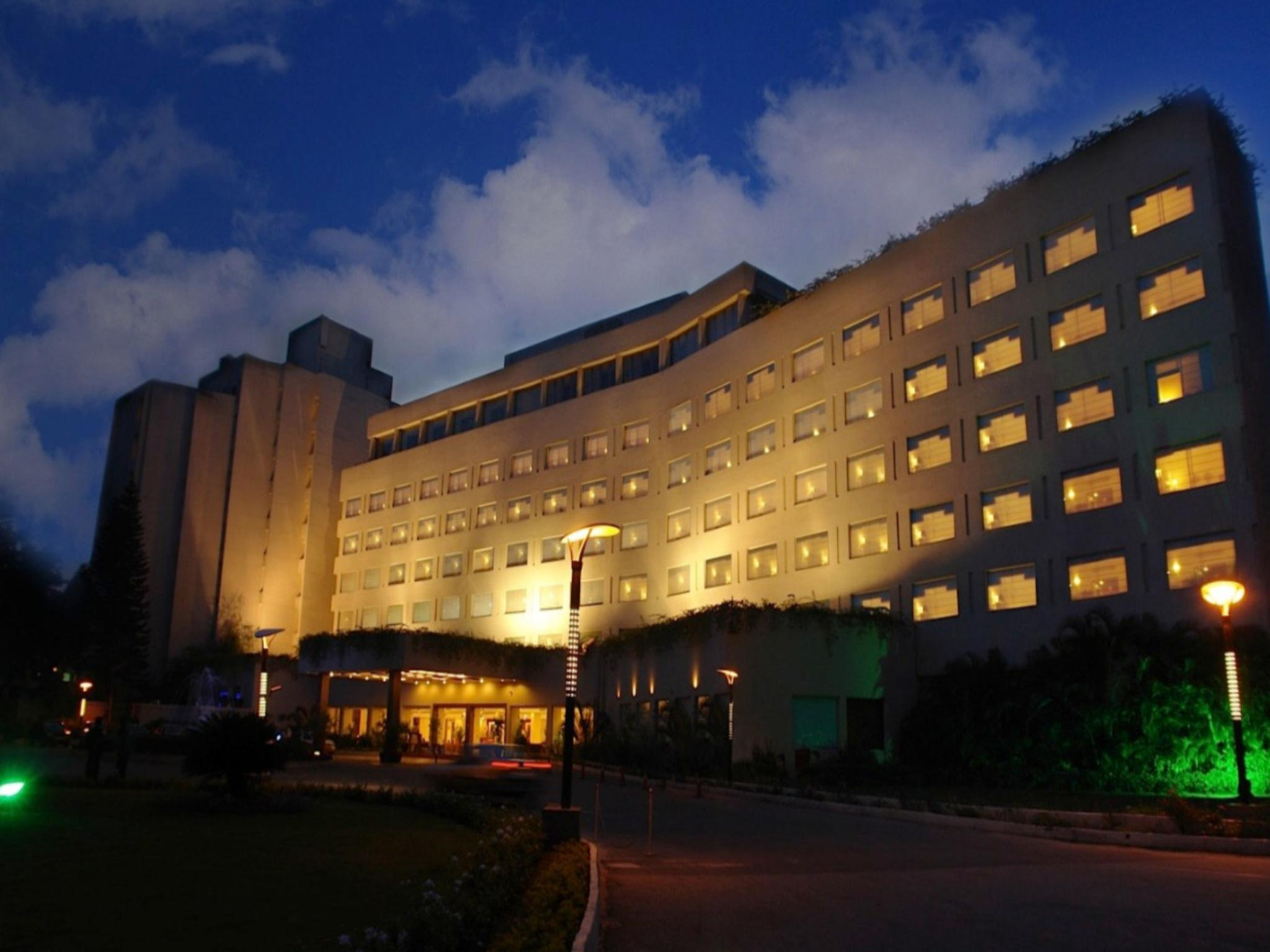 The Lalit Ashok Bangalore Hotel