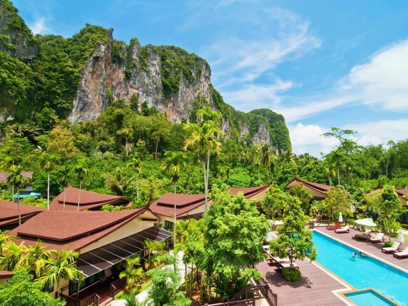 Aonang Phu Petra Resort อ่าวนาง ภูเภตรา รีสอร์ต