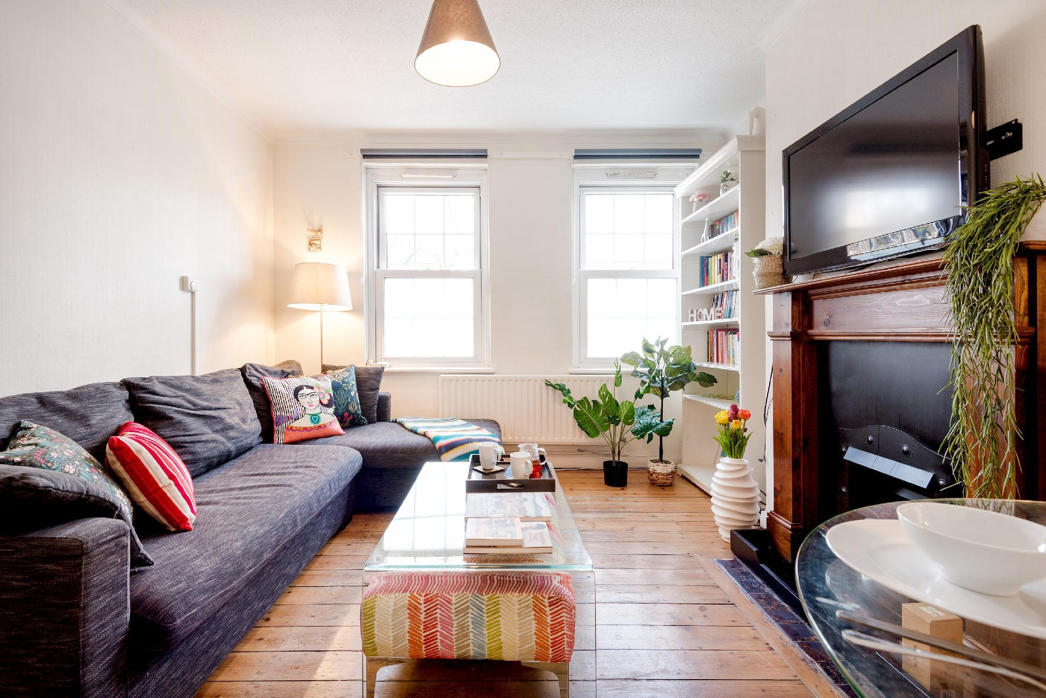 The Stunning Kennington Apartment - RAFC