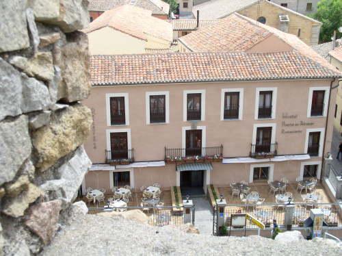 Hostal Restaurante Puerta Del Alcazar