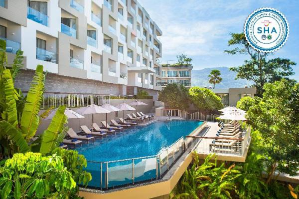 The Andaman Beach Hotel Phuket Patong Phuket