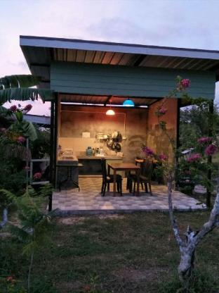 [プーケット空港周辺]バンガロー(150m2)| 1ベッドルーム/1バスルーム Baan Rom Pruk private house, near Naiyang beach