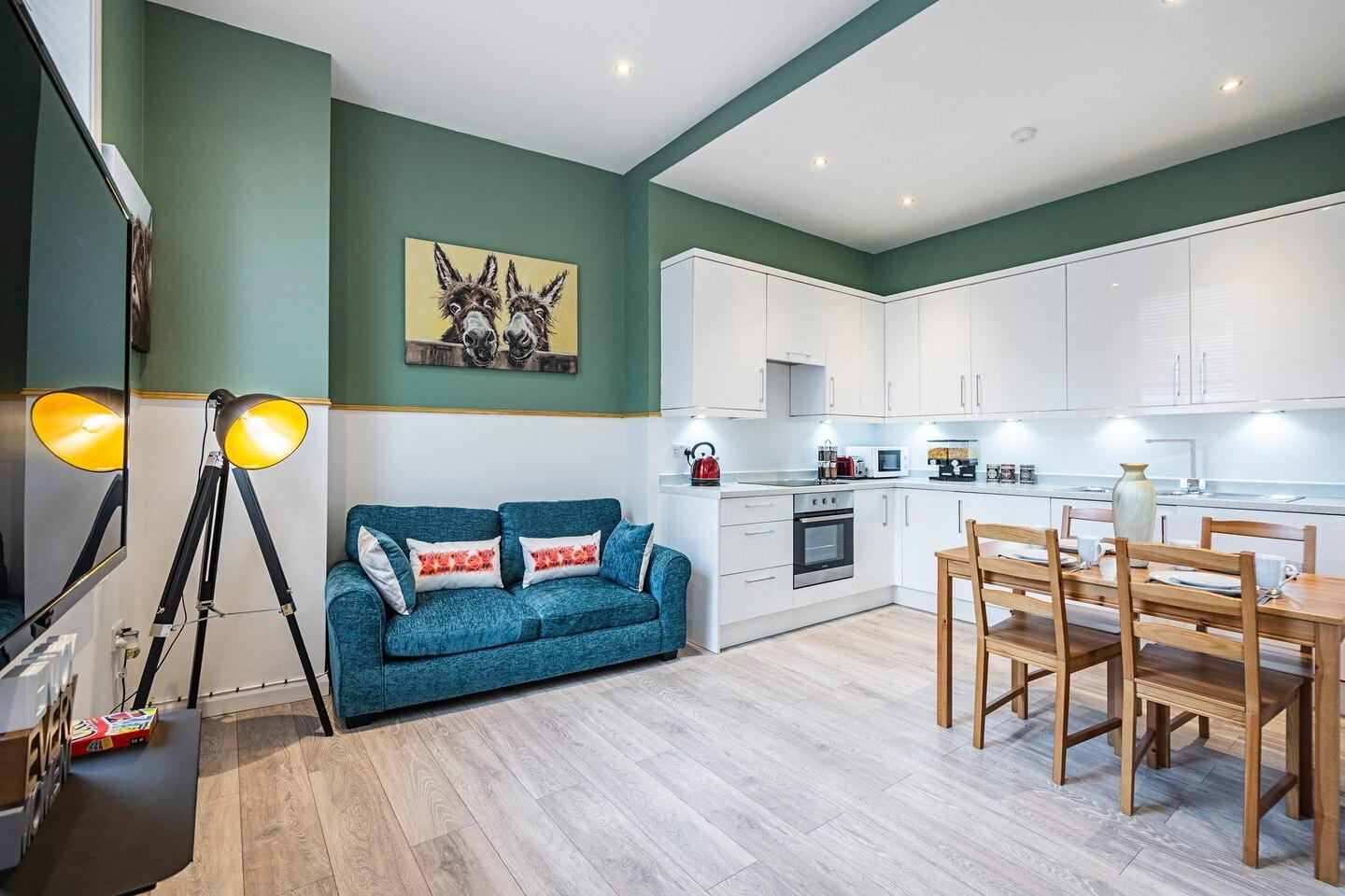Stunning Flat Perfect for Staycation!