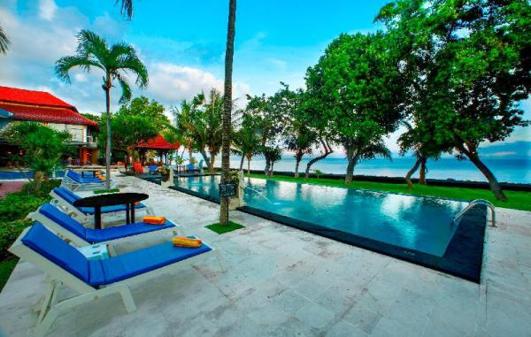 Puri Saron Baruna Beach Cottages Bali