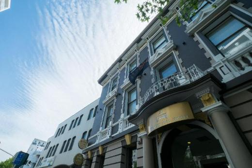 Auckland City Hotel