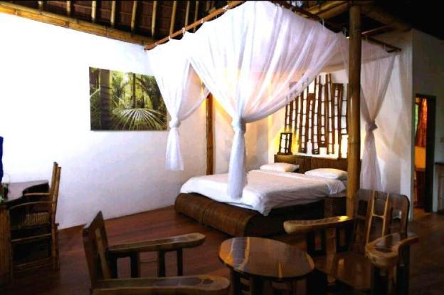 Entire house - 2 bedroom house eco village Bali