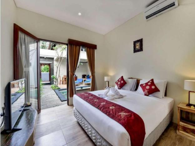 2 Bedroom Villa in Ubud with Private Pool