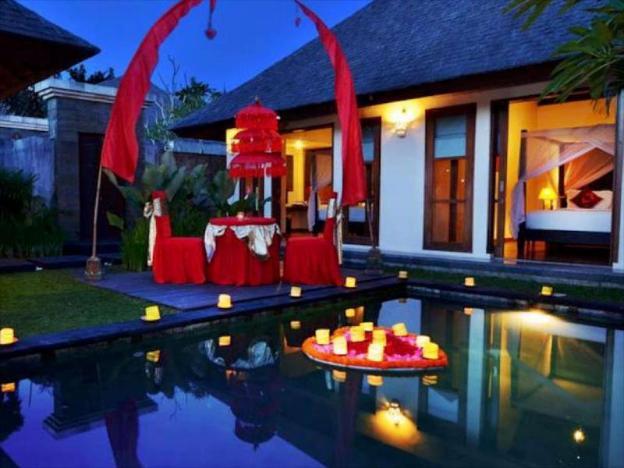 3 Bedroom Private Pool Villa at Umalas 2