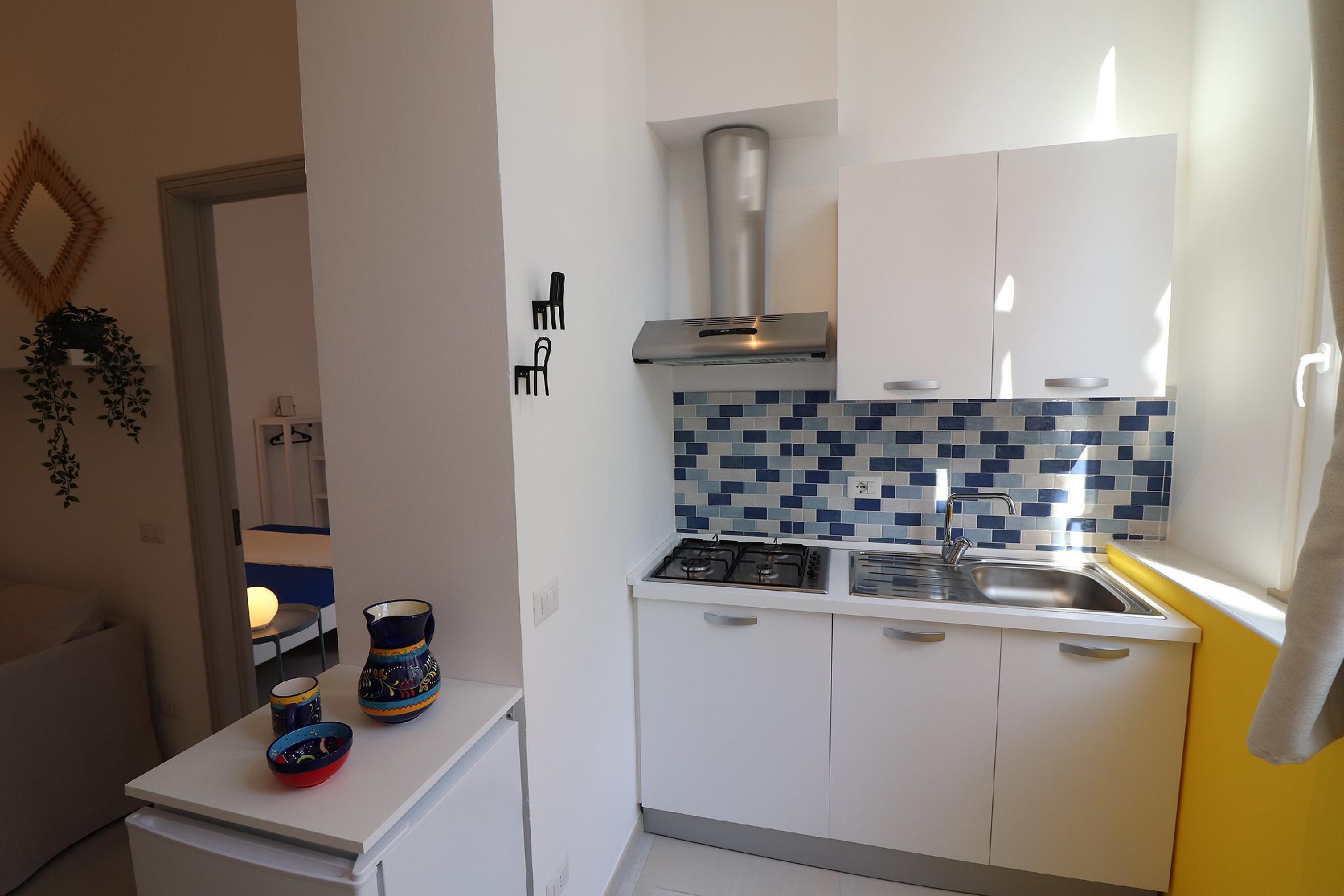 Casa Vacanze aura a Otranto 4 posti