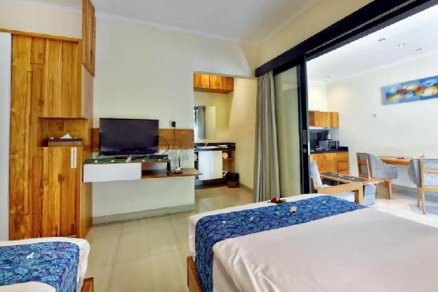Romantic1 Bedroom Private Pool Villa in Krobokan
