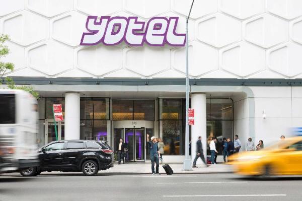 Yotel - Times Square New York