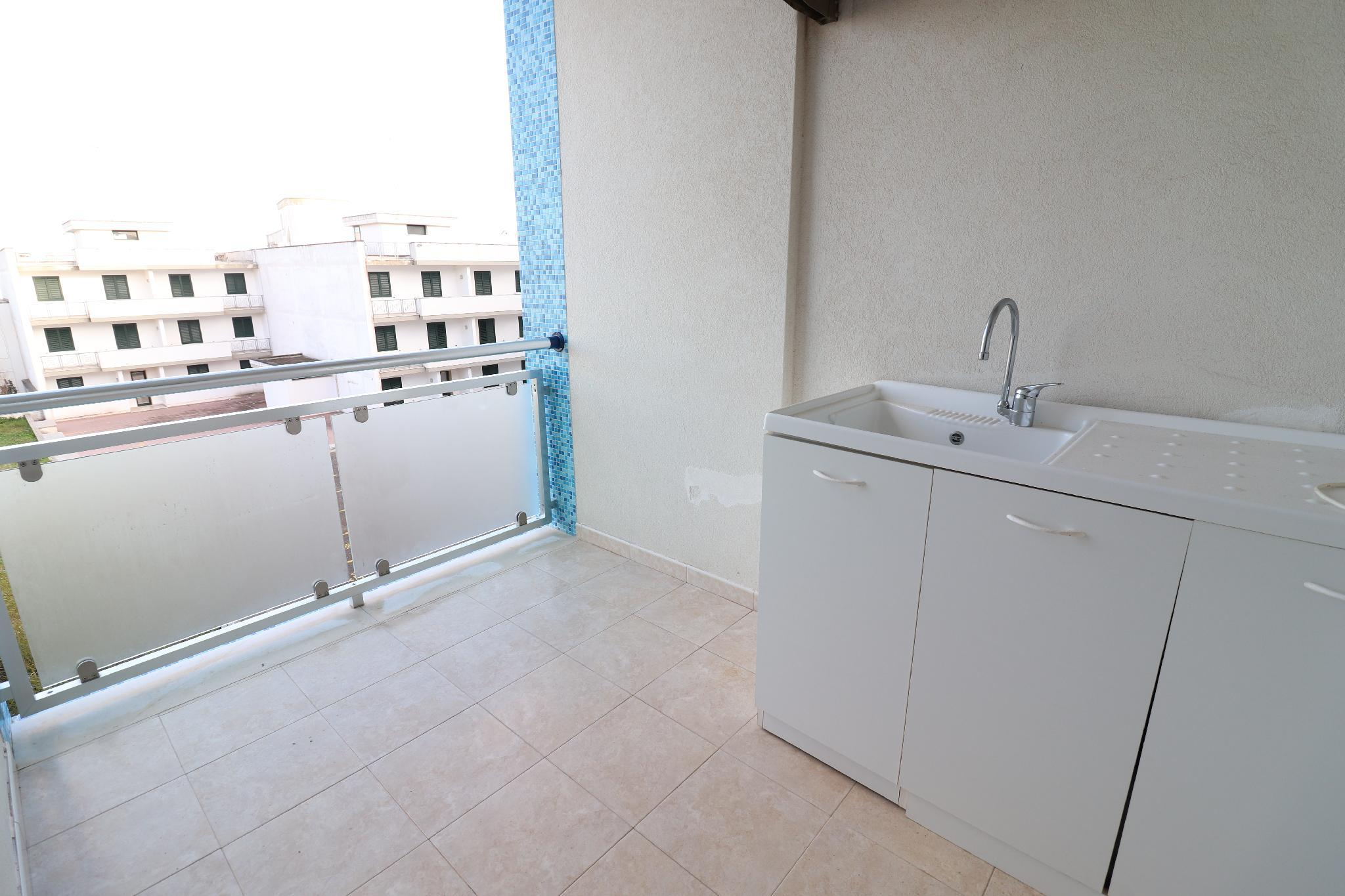 Holiday home angel in Otranto, apartment with 4 beds, with sea view