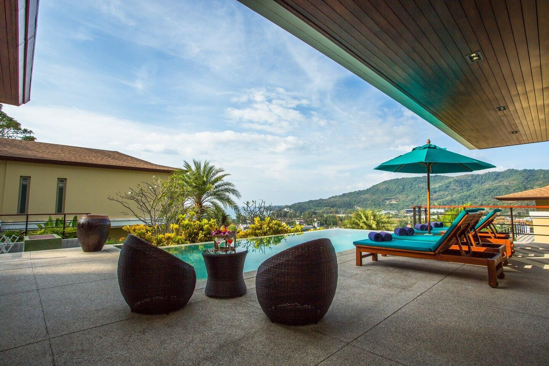 Kamala Beach Three Bedroom Pool Villa