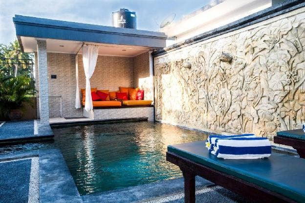 Feel comfortable in Ubud: brand new villa&pool OLE