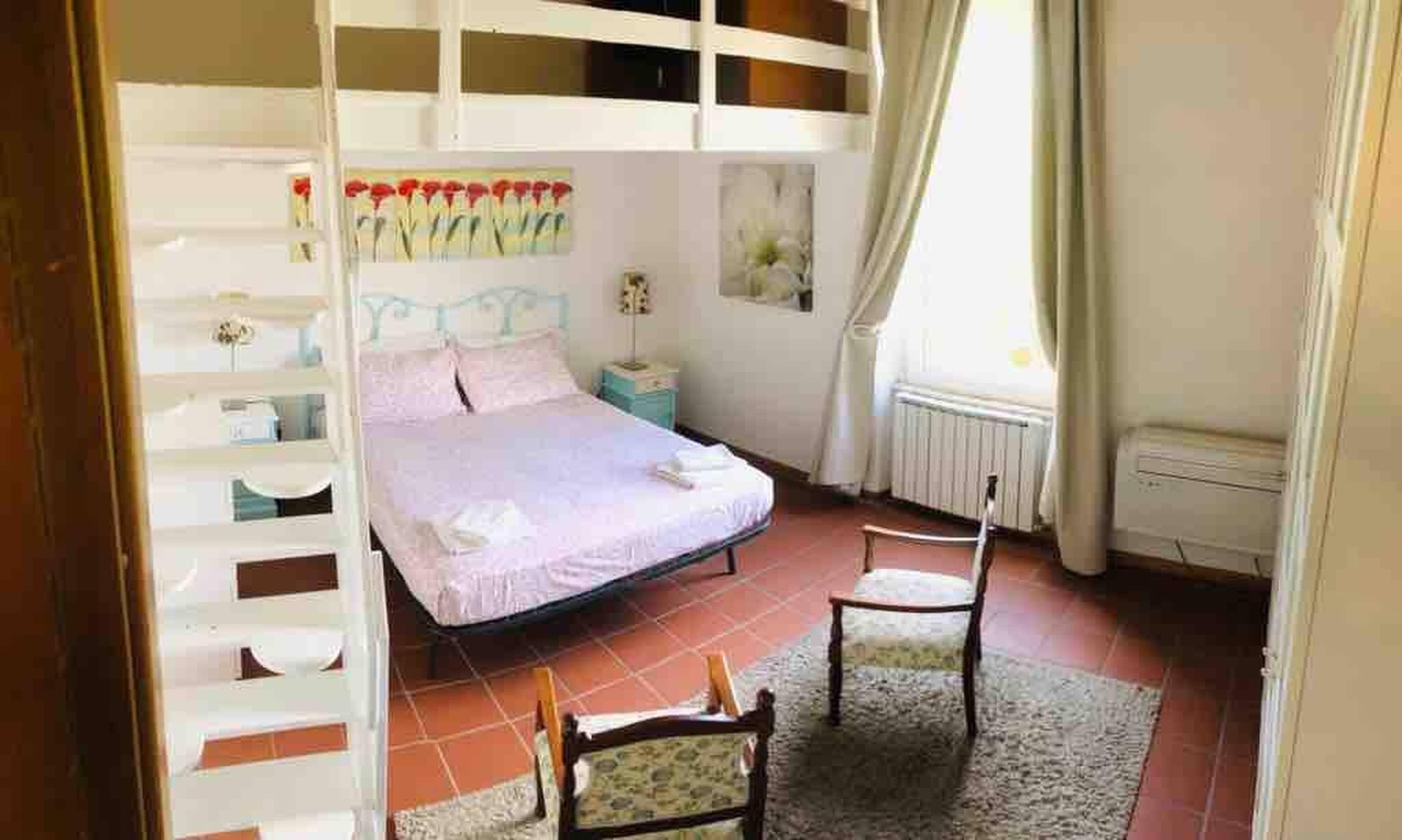 Hton 6 Flat rents Rome