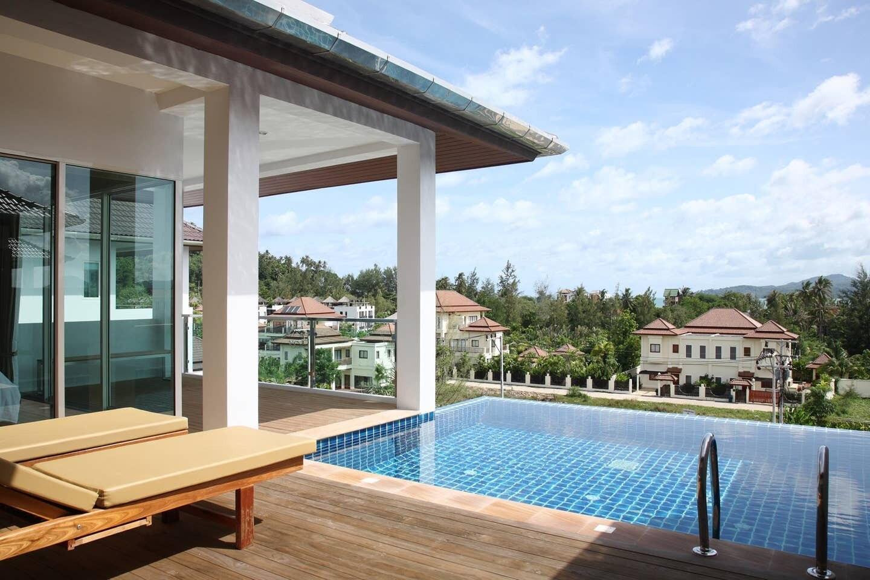 Beautiful Bangtao Beach 2 Bed Penthouse