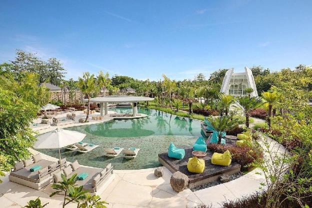 Bali 1 Bedroom Pool Villa Includes Breakfast