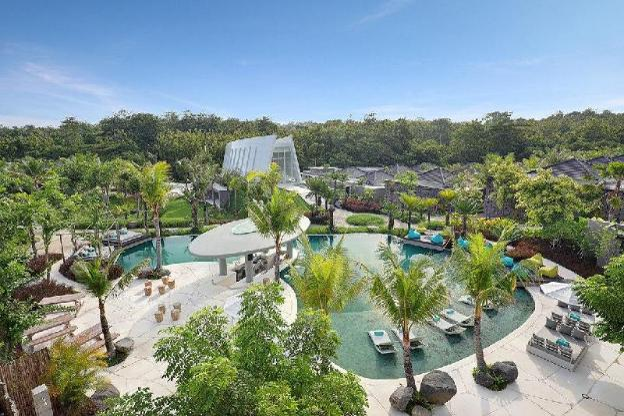 Bali 3 Bedroom Pool Villa Includes Breakfast