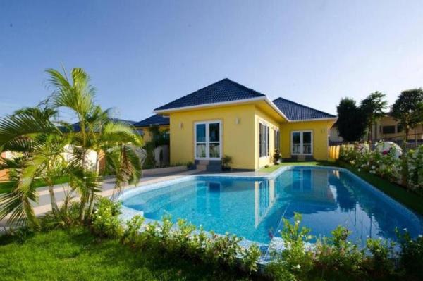 Super 3 Bedroom Phuket Pool Villa Phuket