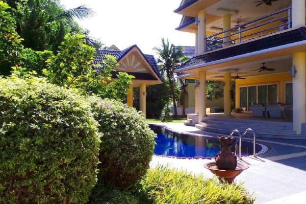 Luxury Rawai Beach 4 Bedroom Pool Villa Phuket