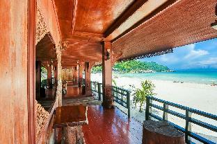 [ウォックトゥム]スタジオ ヴィラ(50 m2)/1バスルーム Full Moon Resort Thai House Villa Beach Front