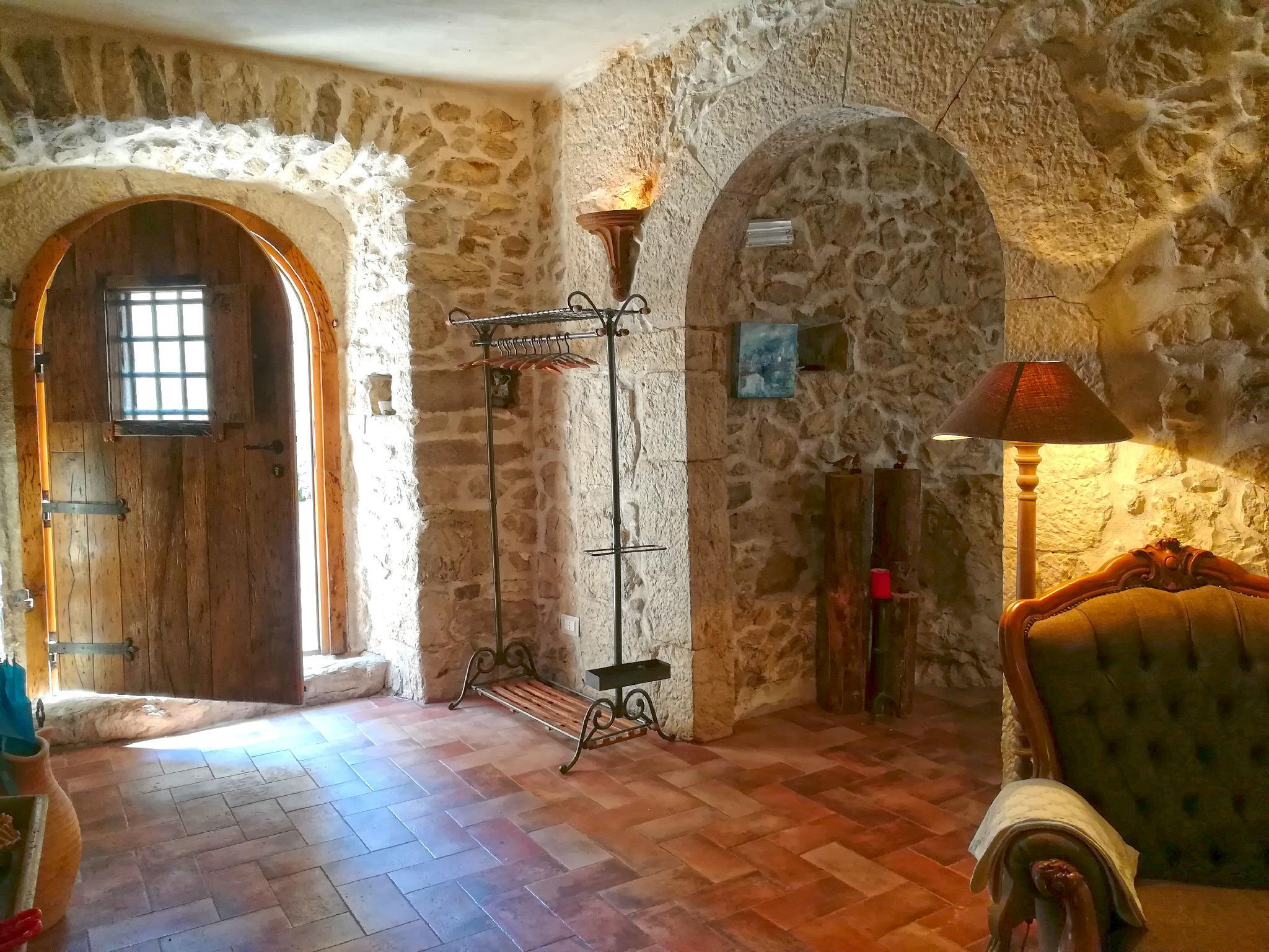 Milleunapietra, a charming country house near Cassino, between Rome and Naples