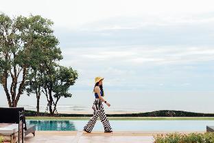 [チャアム ビーチフロント]ヴィラ(144m2)| 3ベッドルーム/2バスルーム Munlihouse9 ChaAm HuaHin by sea with private beach