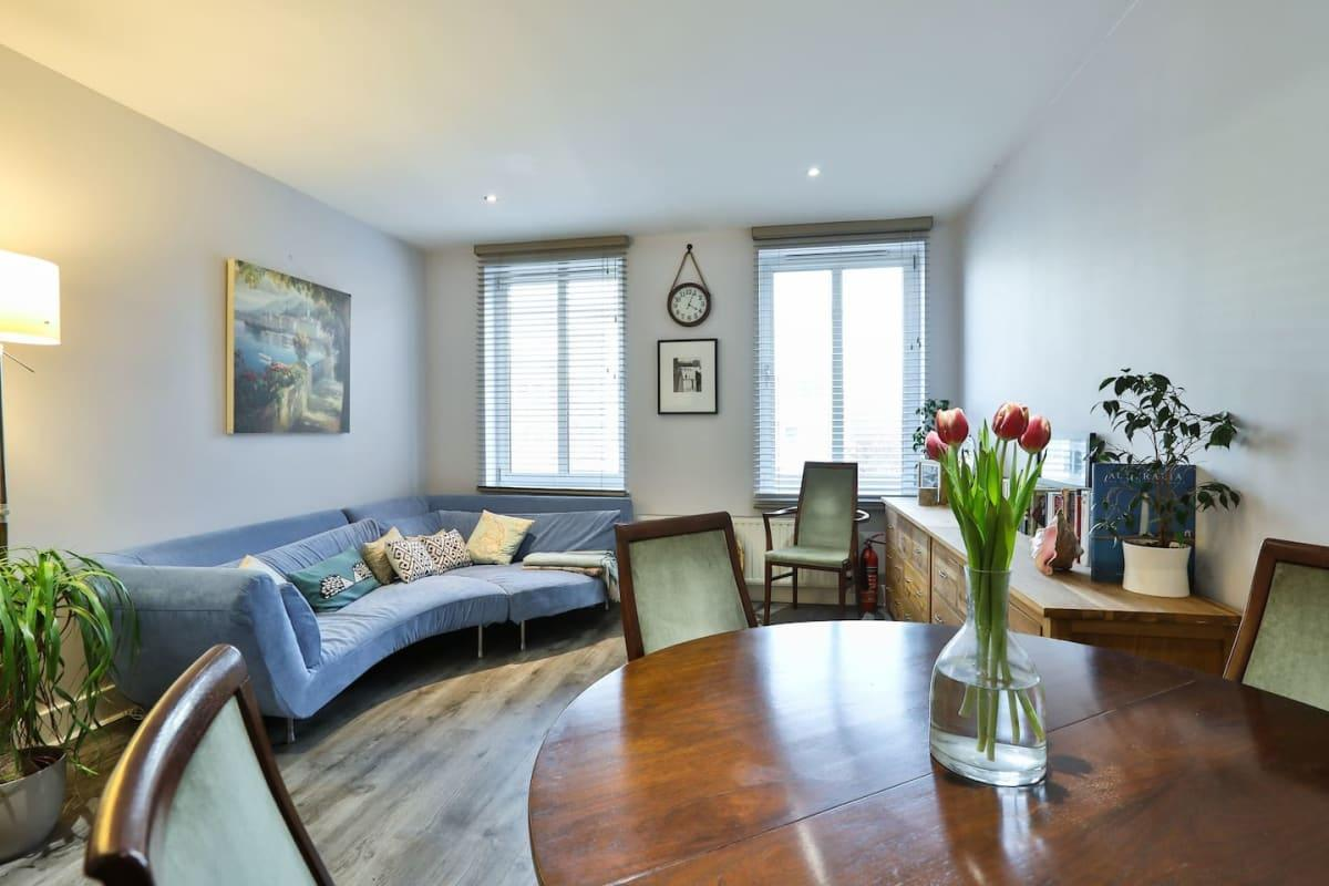 Amazing 2BR Apartment in Hoxton/ Shoreditch