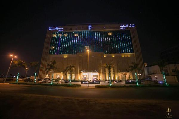 Casablanca Grand Hotel Jeddah