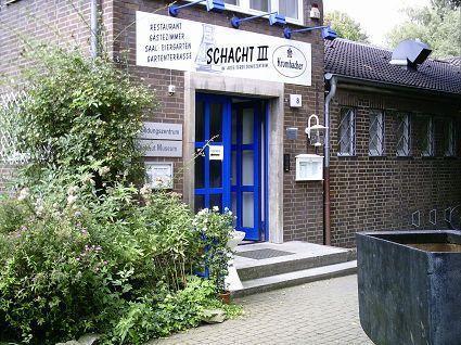 Schacht III ABZ